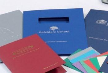 Exam Certificates