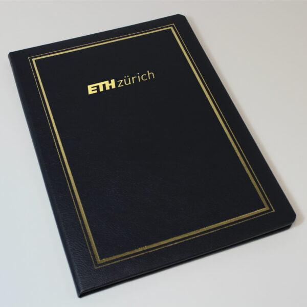 ETH Zurich Certificate Holder