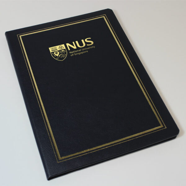National University of Singapore Certificate Holder