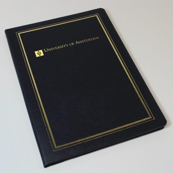 University of Amsterdam Certificate Holder