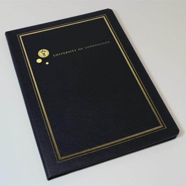 University of Copenhagen Certificate Holder