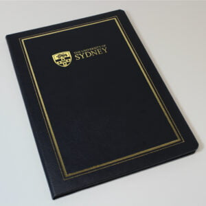 University of Sydney Certificate Holder