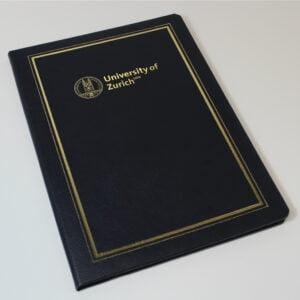 University of Zurich Certificate Holder
