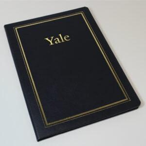 Yale University Diploma Holder