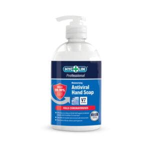 antiviral hand soap