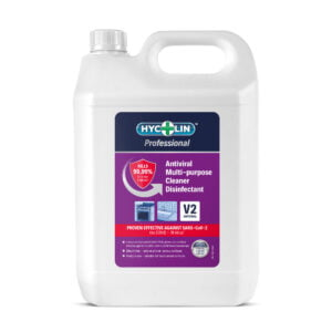 anti-viral multi-purpose cleaner disinfectant