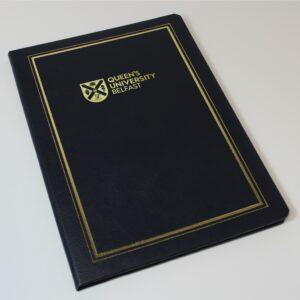 belfast certificate holder