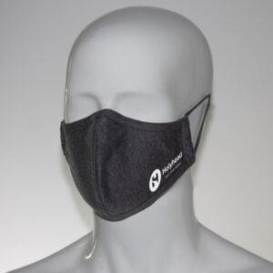 Branded face mask