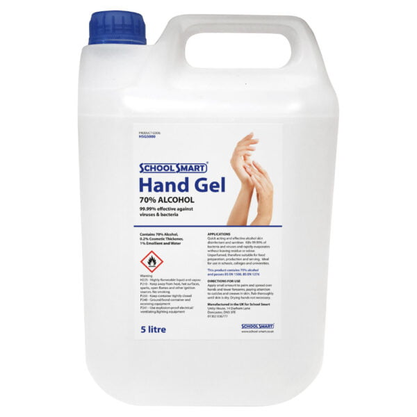 five litre hand gel NEW 1000 x 1000