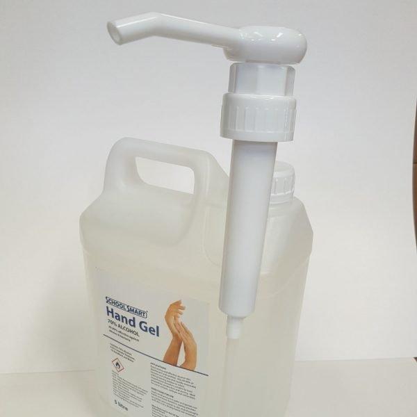 hand gel pump