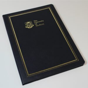 sheffield uni cetificate holder